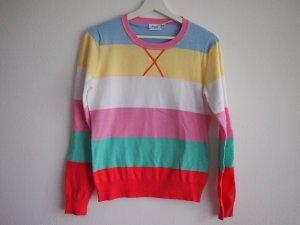 bpc Sweater veelkleurig Katoen