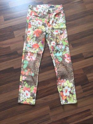 Angels Pantalon 7/8 multicolore