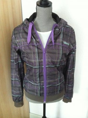 Bunte Billabong-Jacke