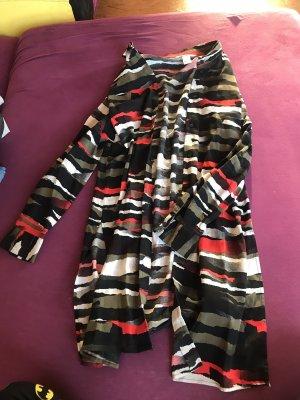 bunte Bluse (lang)