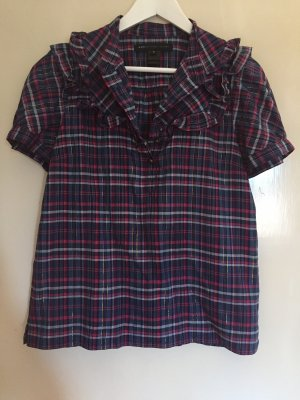 Marc Jacobs Short Sleeved Blouse multicolored