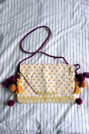 bunte Boho-Bag für den Sommer