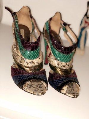 bunte Buffalo Heels