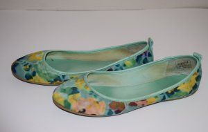 Ballerinas multicolored