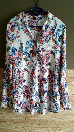 Bunte Esprit Damen Hemd