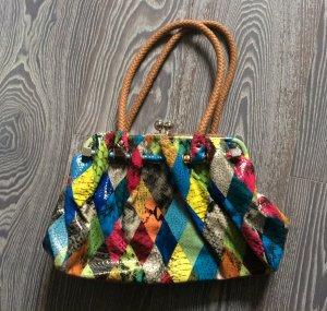 Bunte Handtasche aus Spanien
