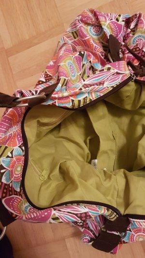 Bunte Handtasche von Billabong