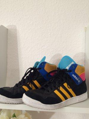 bunte High Adidas Sneaker