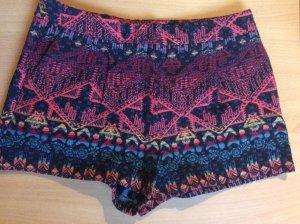 Bunte Highwaist Shorts