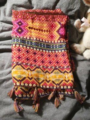 Six Sjaal veelkleurig