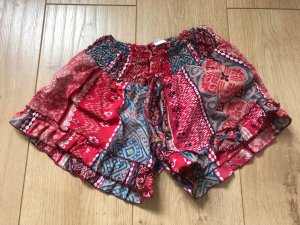 Hot Pants red-blue