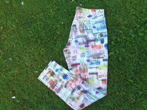 Bitte Kai Rand Peg Top Trousers multicolored cotton