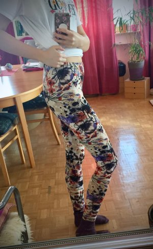 bunte Leggings von Vero Moda in M