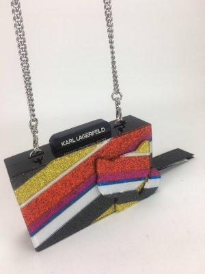 Karl Lagerfeld Borsa clutch multicolore