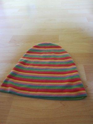 Sombrero de tela amarillo-verde