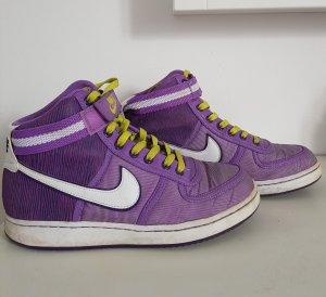 Bunte Nike and the swoosh High Top Sneaker
