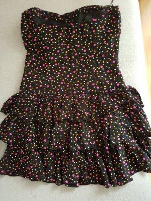 TRF Off-The-Shoulder Dress black