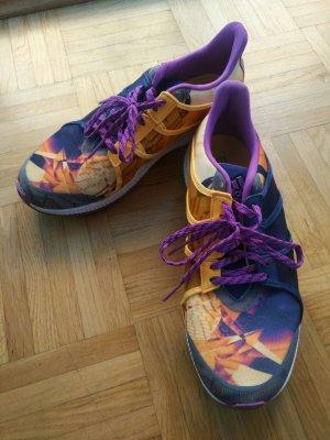Bunte Sneaker/Fitnessschuhe von Adidas