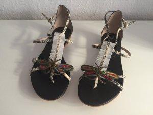 Bunte Sommer Sandalen