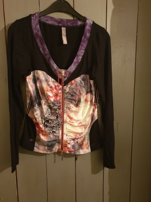 Eva & Claudi Shirt Jacket multicolored