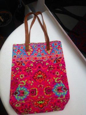 Bunte Tasche in tollen Farben