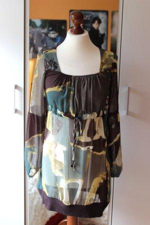 Bunte Tunika Bluse von Vestino NEU 36 S