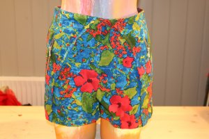 bunte Zara High Waist Shorts