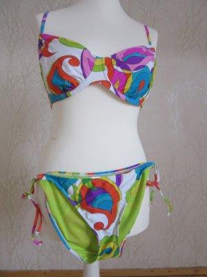bunter Bikini Gr. 44