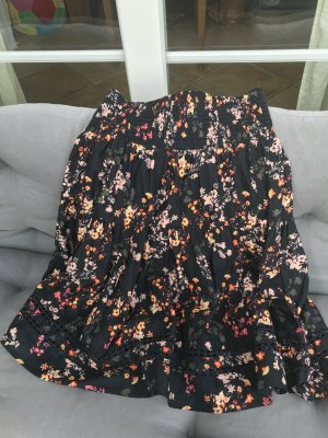 C&A Circle Skirt multicolored cotton