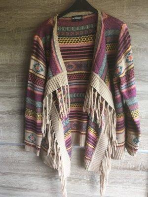 Hailys Crochet Cardigan multicolored