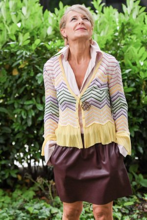 bunter Cardigan von Missoni