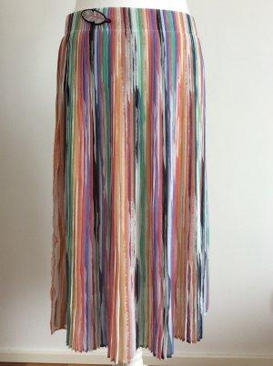 bunter Faltenrock von Zara Gr. M