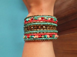 Promod Armlet multicolored