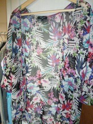 Bunter Kimono von New Look Gr. 36/38