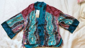 Zara Blouse multicolore