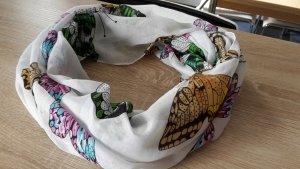 Bunter Loop Schmetterling