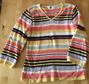 Arizona V-Neck Sweater multicolored