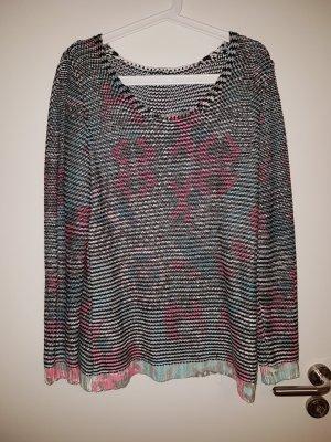 Bunter Pullover von Gina Benotti