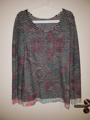 Gina Benotti Sweater veelkleurig