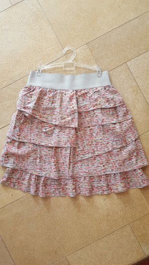 3 Suisses Broomstick Skirt multicolored viscose
