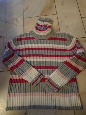 Avitano Turtleneck Sweater multicolored