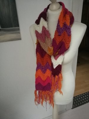 Bufanda multicolor
