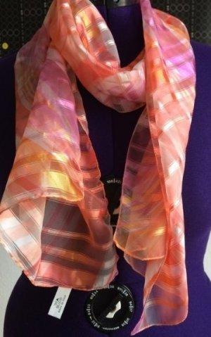 bunter Schal /Tuch aus Italien
