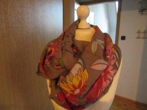 bunter Schal wie abgebildet