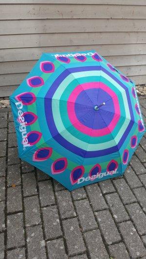 Desigual Paraplu veelkleurig