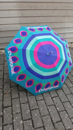 Desigual Umbrella multicolored