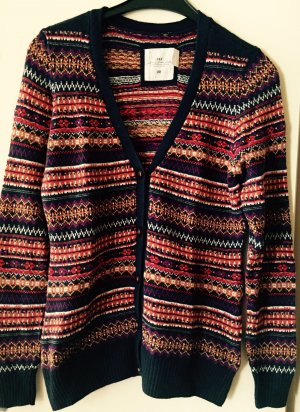 Bunter Strickcardigan von H&M