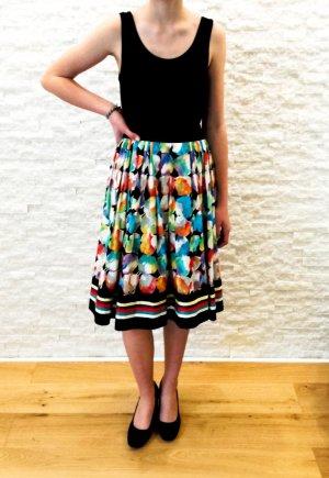 Helene Straßer Circle Skirt multicolored mixture fibre