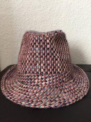 Bunter Trilby Hut für coole Looks