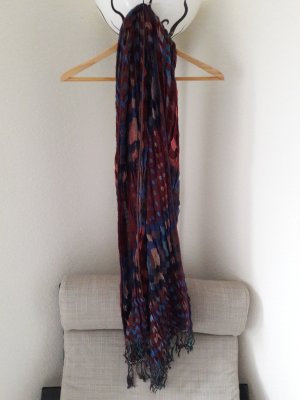 Gerry Weber Fringed Scarf multicolored